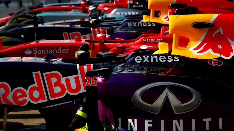 Top ten pictures from the 2015 Brazilian Grand Prix