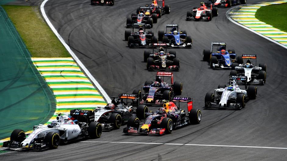 Rate the race: 2015 Brazilian Grand Prix