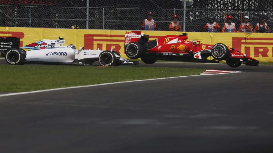 Bottas: Raikkonen knew I was there