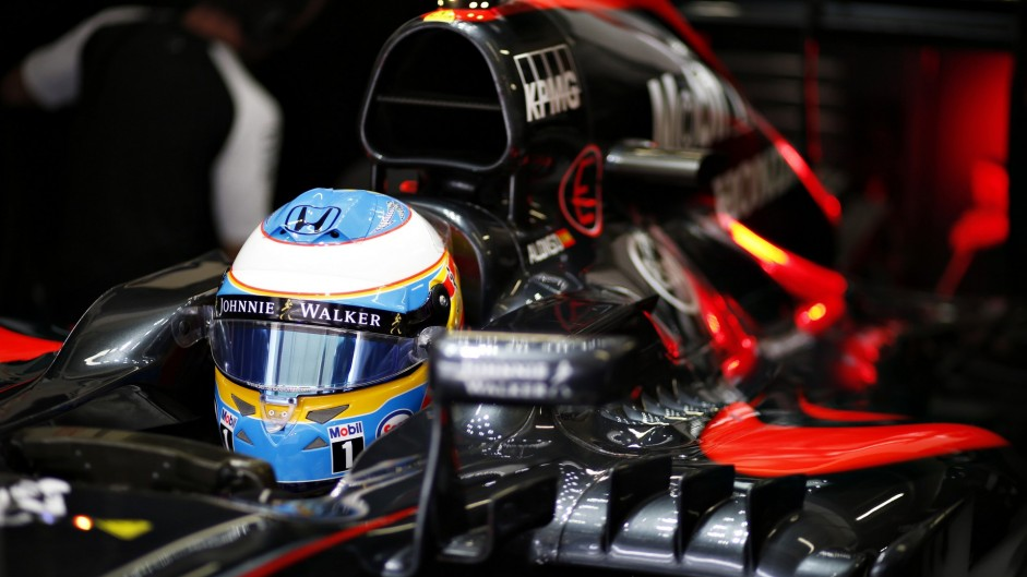 Unhappy Alonso says penalty shows why F1's popularity is falling