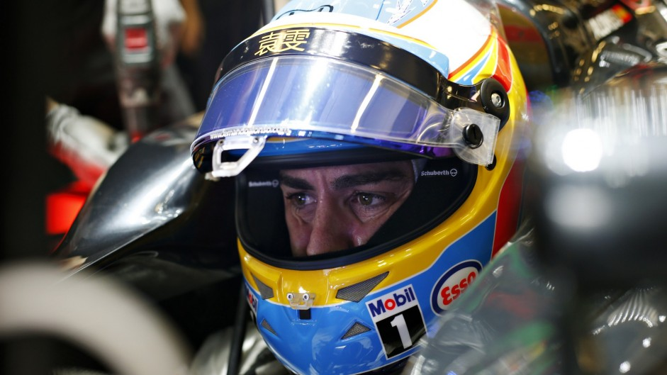 Alonso says 2016 sabbatical possible but unlikely