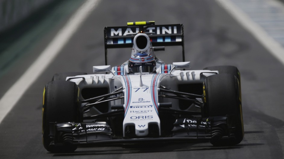 """""""I did nothing wrong"""": Bottas critical of Brazil penalty"""