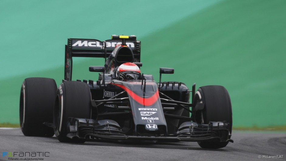 Button certain of big gains from McLaren in 2016
