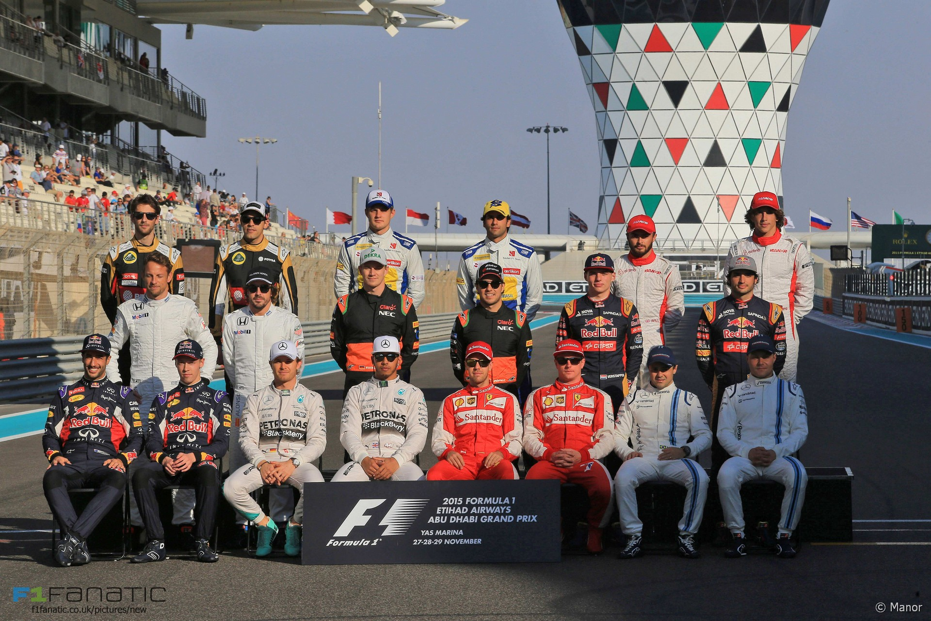 drivers 39 group photographs f1 fanatic. Black Bedroom Furniture Sets. Home Design Ideas