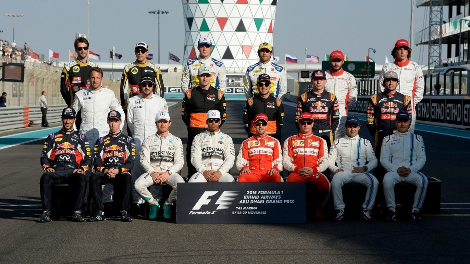 Vote for your 2015 F1 Driver of the Year