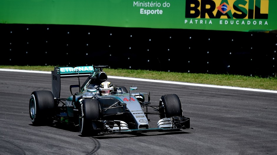 Hamilton 'wished season was over' after title win