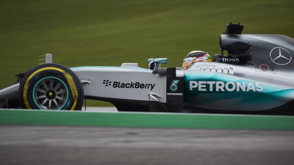 Two stoppages can't keep Hamilton from top spot