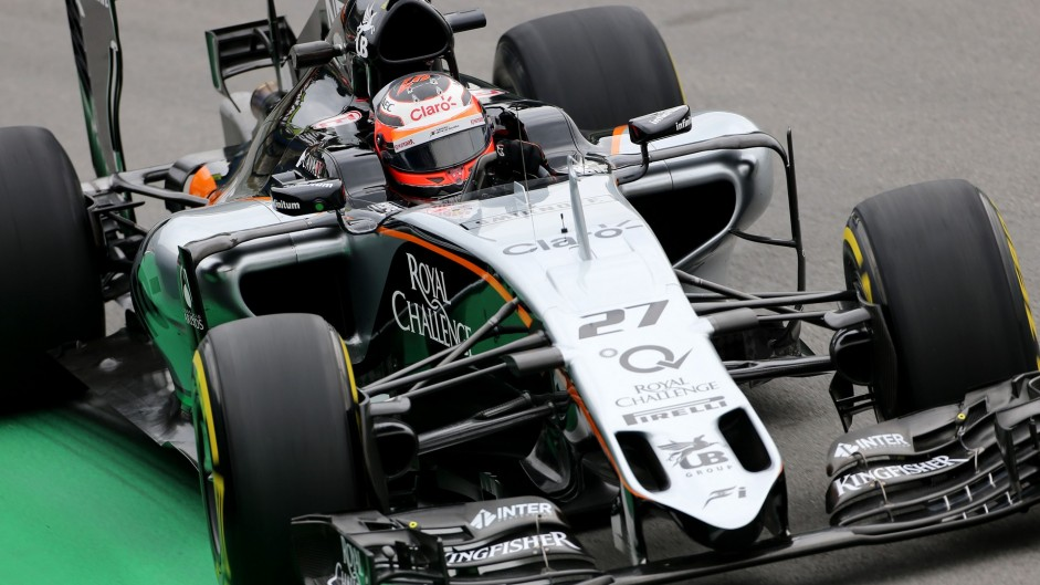 Hulkenberg wants less tyre management in F1