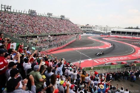 Sergio Perez, Force India, Autodromo Hermanos Rodriguez, 2015