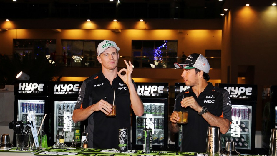 Caption Competition 90: Hulkenberg and Perez