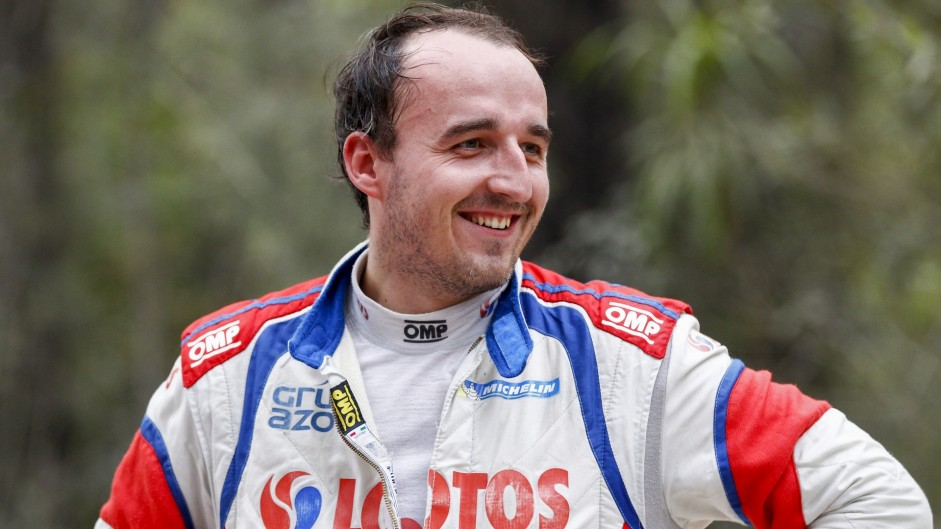 Kubica may have crashed out of rallying for good