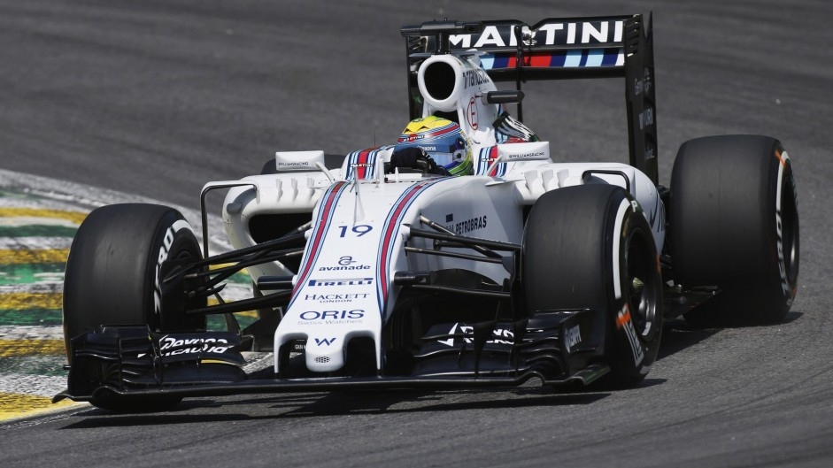 "Massa laments ""race to forget"" at home"