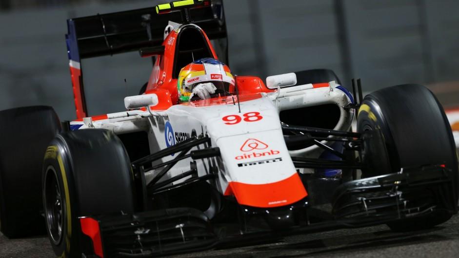 2015 F1 driver rankings #20: Roberto Merhi