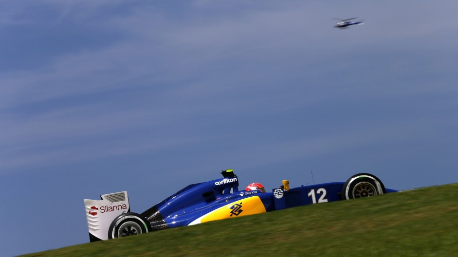 2015 Brazilian Grand Prix qualifying in pictures
