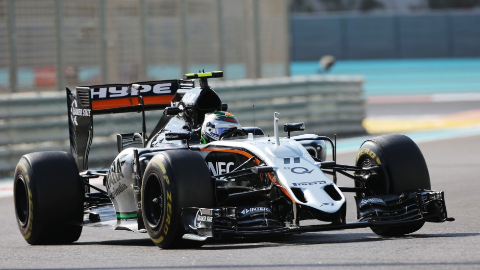 Perez expects difficult race after qualifying fourth