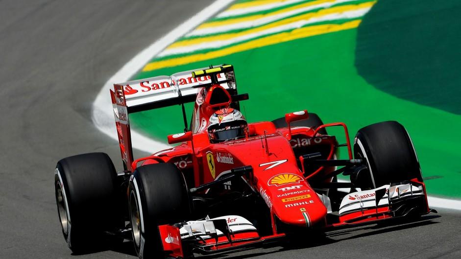 2015 F1 driver rankings #16: Kimi Raikkonen