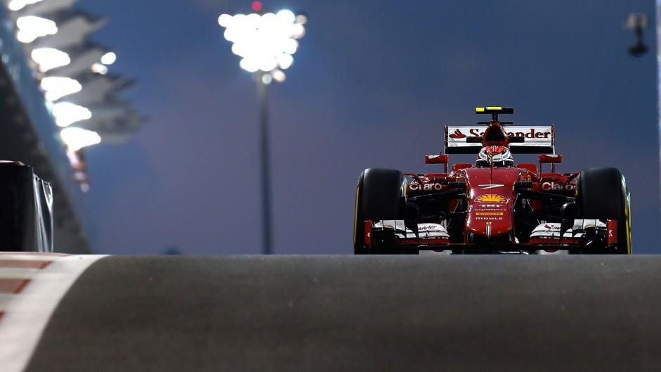 2015 Abu Dhabi Grand Prix championship points