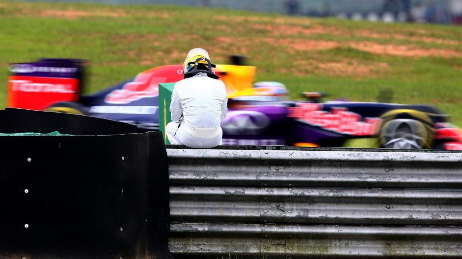 2015 Brazilian Grand Prix practice in pictures