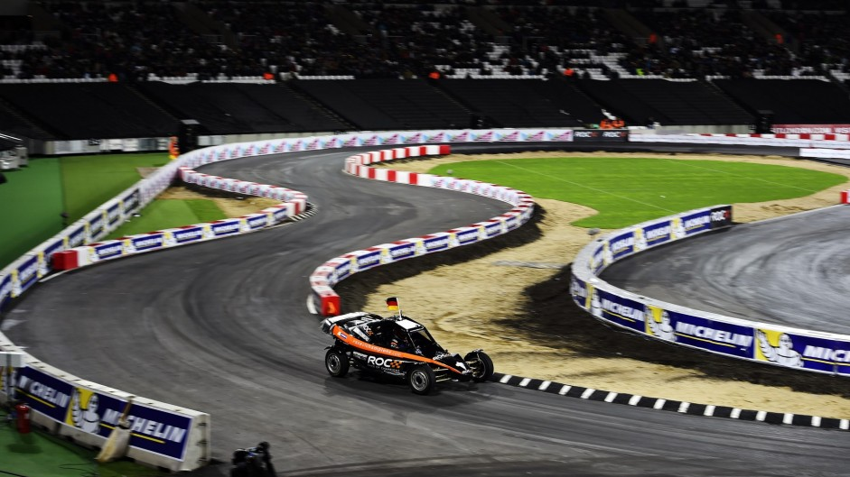 F1 'should be unpredictable like Race of Champions'