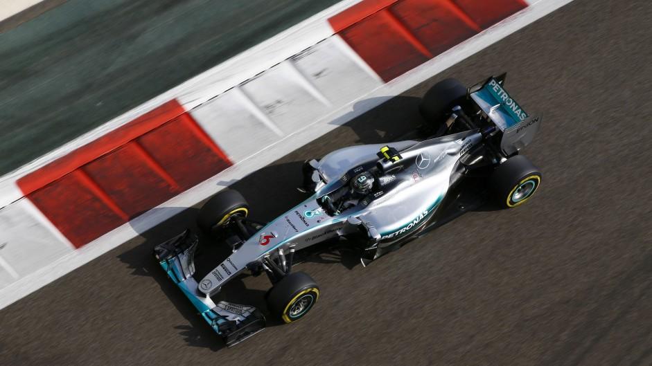 2015 Abu Dhabi Grand Prix result