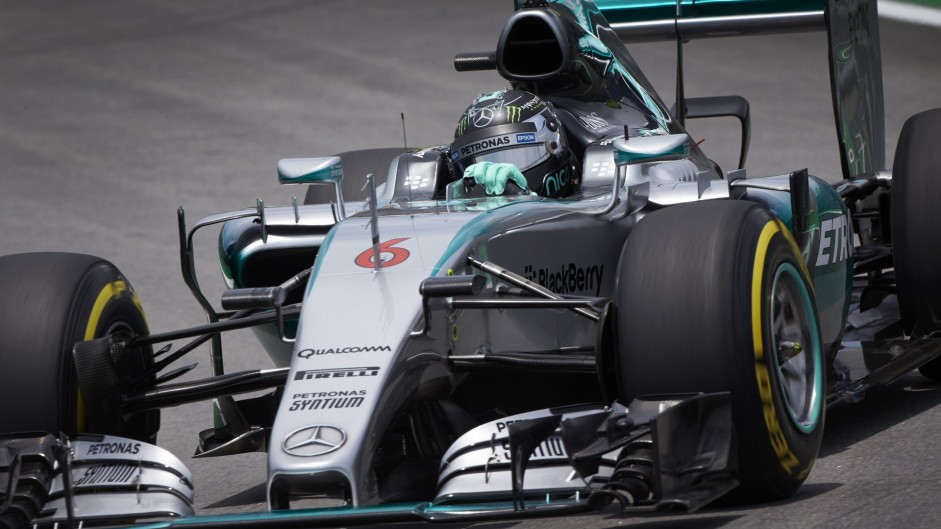 2015 Brazilian Grand Prix championship points