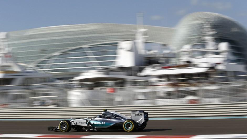 Rosberg has power disadvantage this weekend