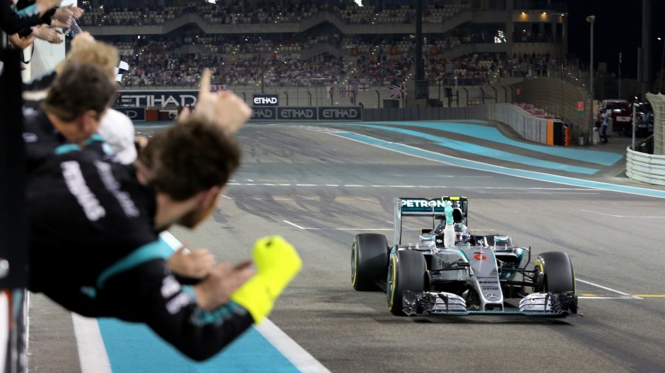 2015 Abu Dhabi Grand Prix in pictures