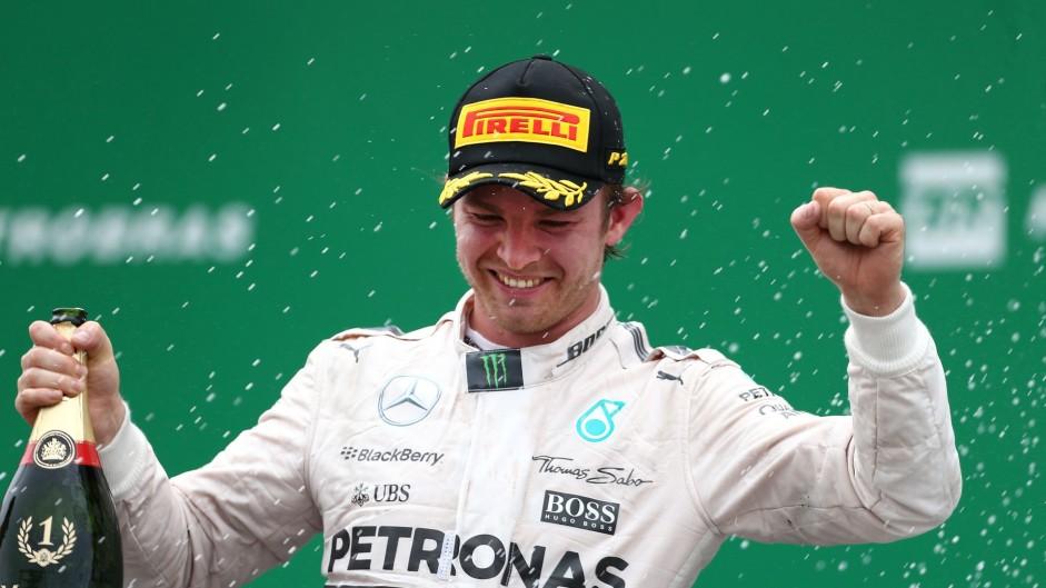 Rosberg frustrates Hamilton as Vettel gives hope to Ferrari