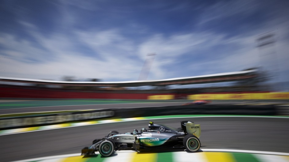 2015 Brazilian Grand Prix result
