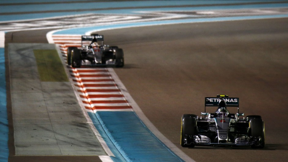 Hamilton exhausts his options in search of a superior strategy