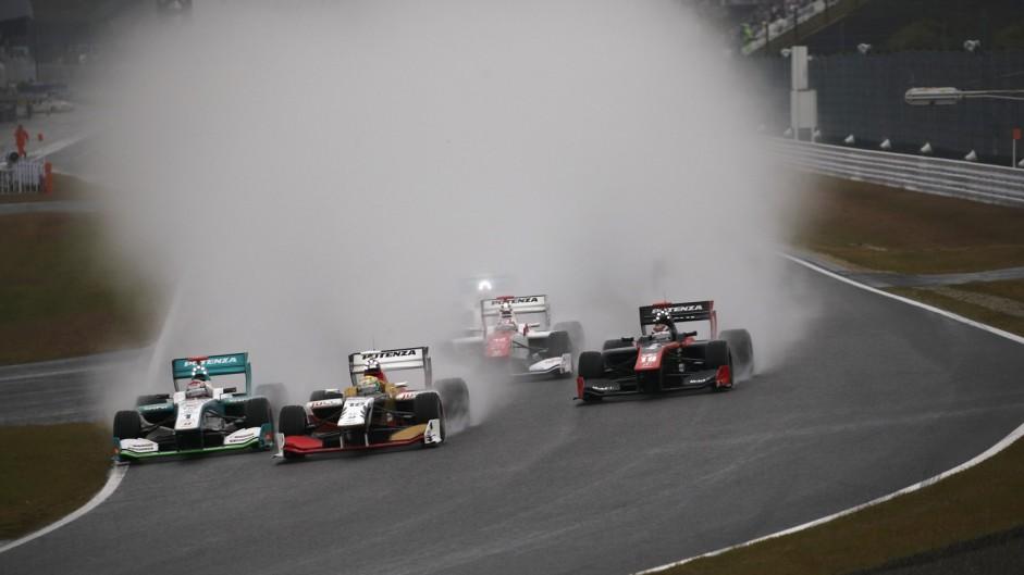 Super Formula 'best possible' preparation for 2017 – Vandoorne