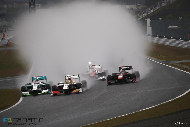 Super Formula, Suzuka, 2015