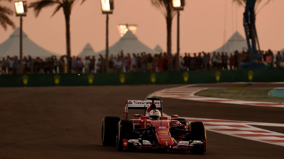 'Best possible result' says Vettel after gaining 11 places