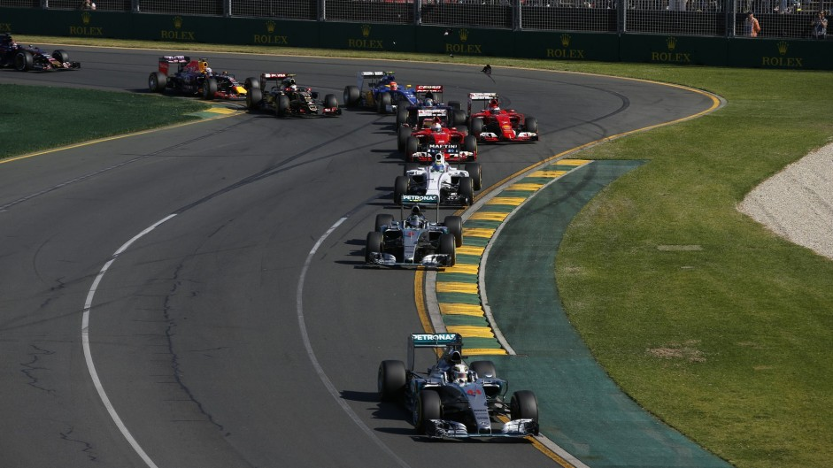 2015 F1 season statistics: the year in context