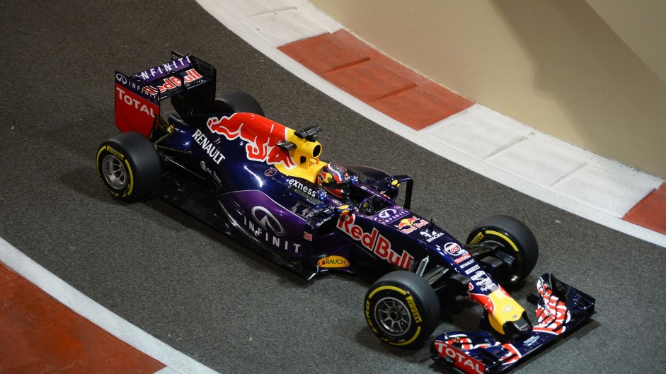 Red Bull to use TAG-Heuer branded engines in 2016