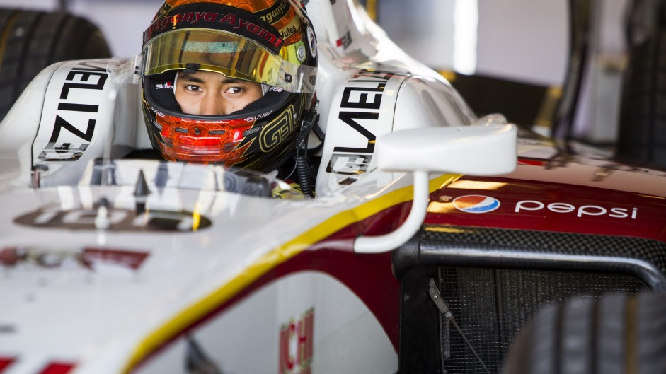 Indonesia's Gelael to make test debut for Toro Rosso
