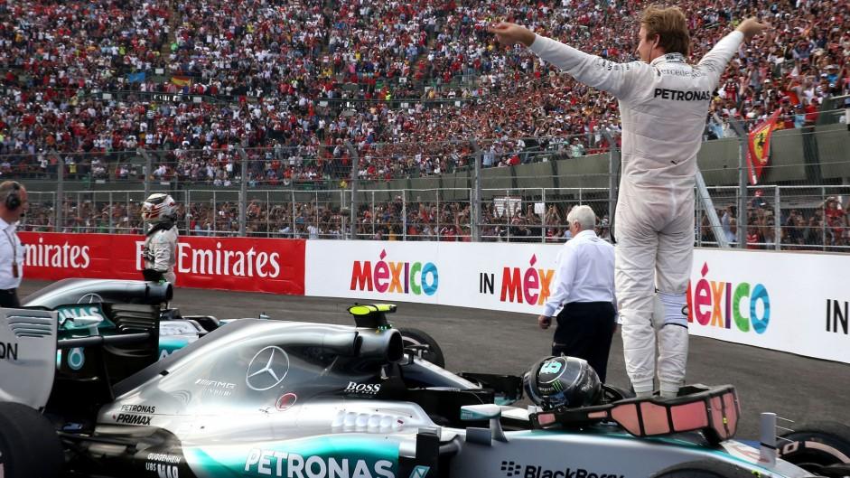 2015 F1 driver rankings #4: Nico Rosberg
