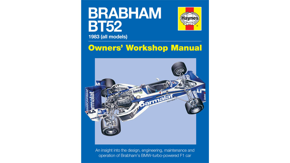 Brabham BT52 Owners' Workshop Manual reviewed