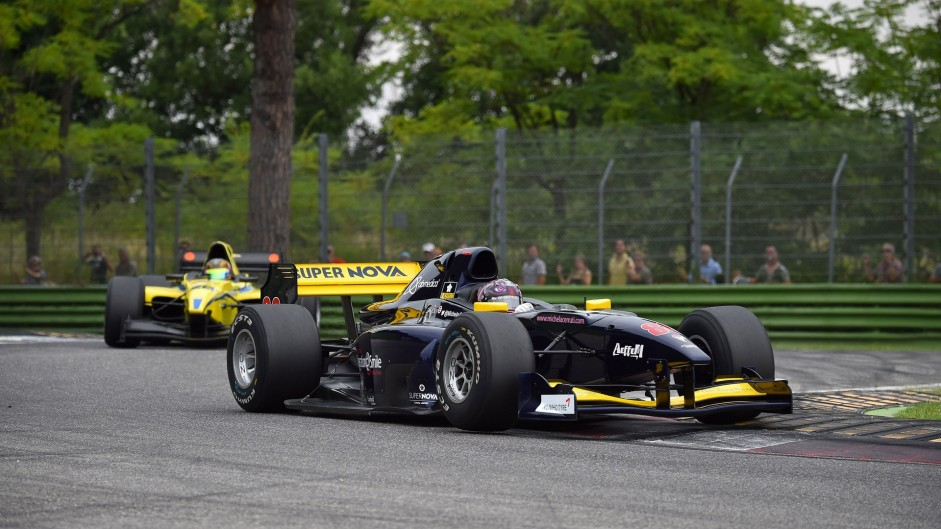 Series to pit F1 cars against GP2 and F3 machinery