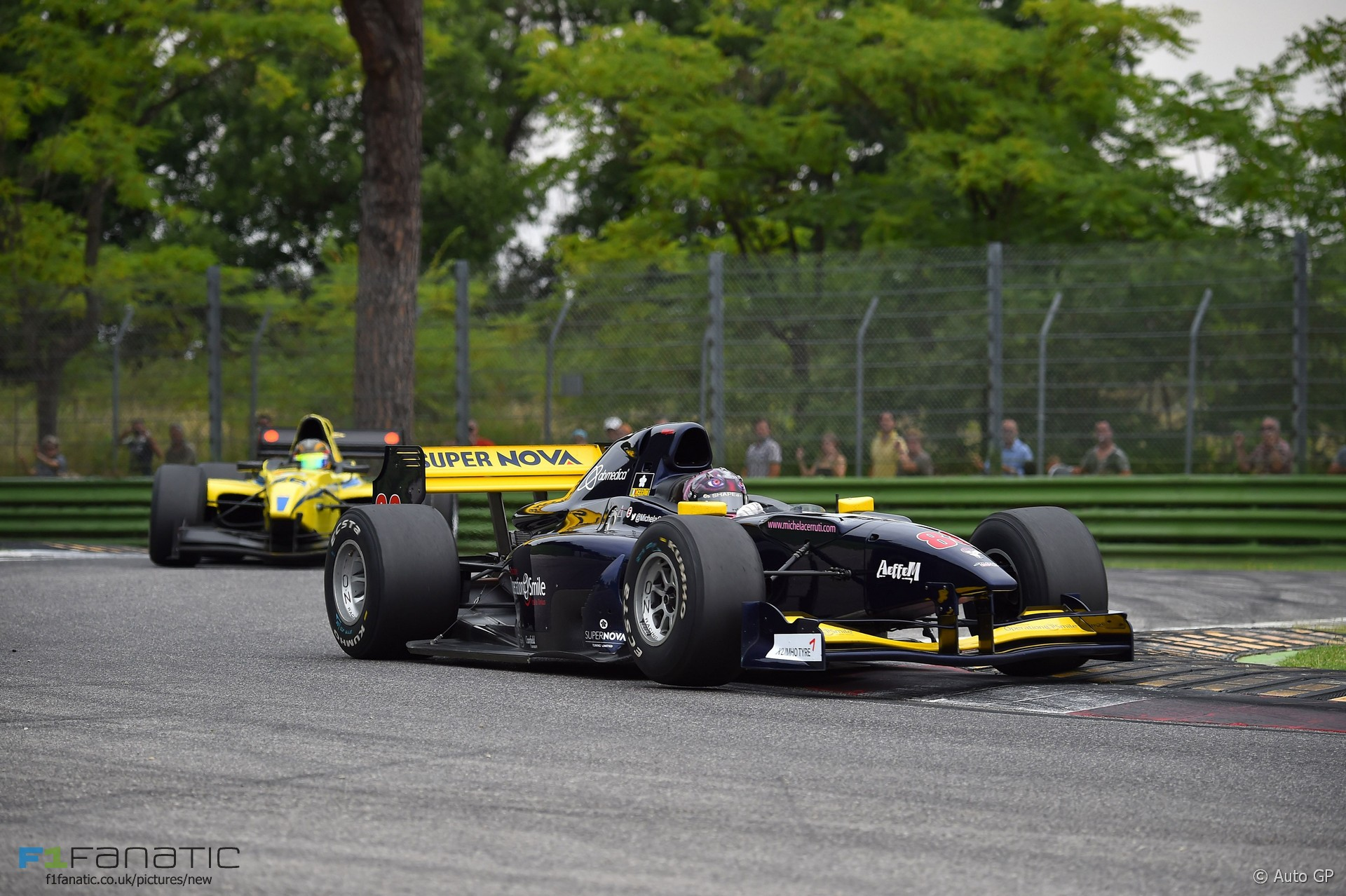 Michaele Cerruti, Auto GP, Imola, 2014