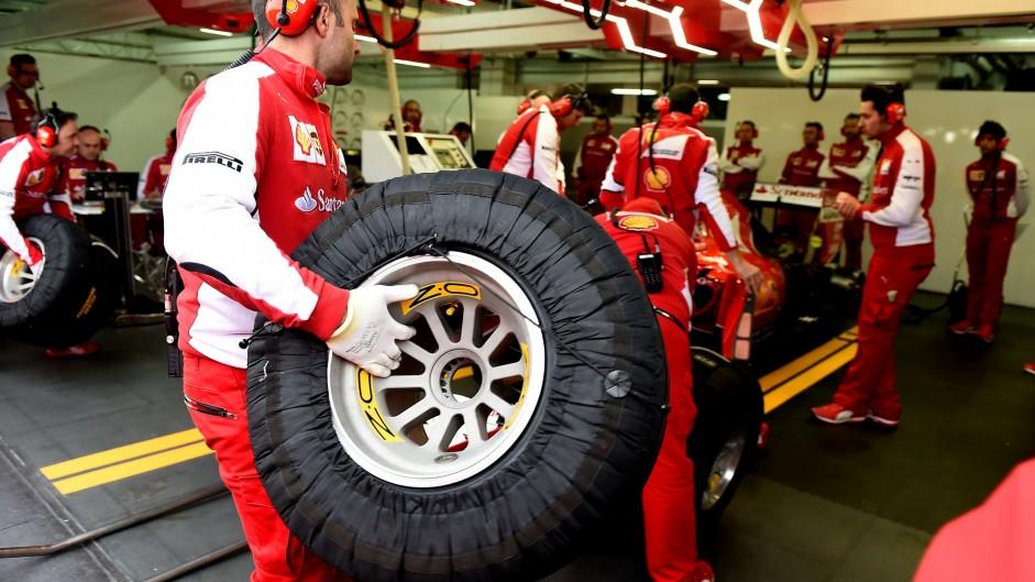 Ferrari, Paul Ricard, 2016