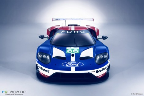 Ford GT, 2016