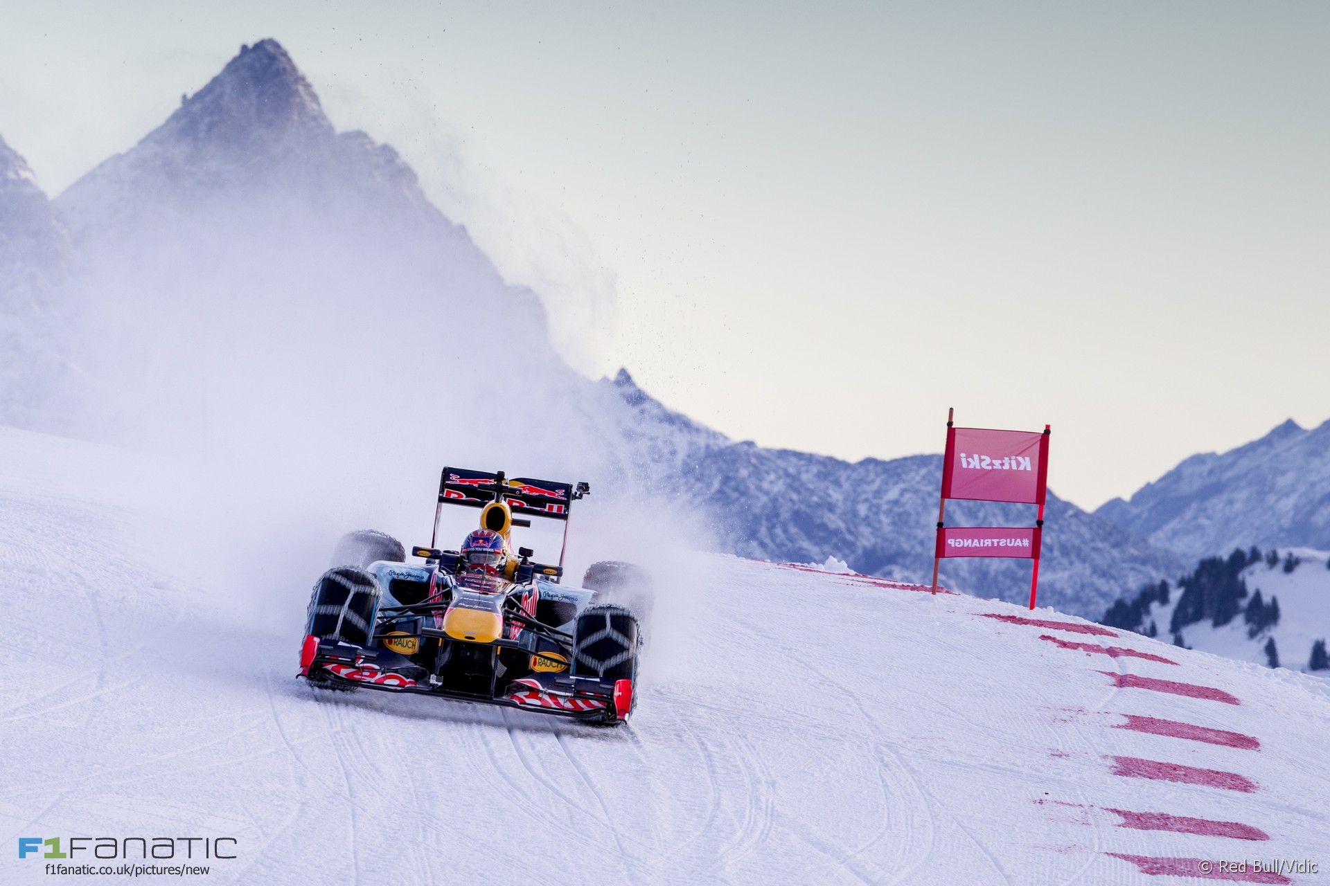 Red Bull KitzbГјhel