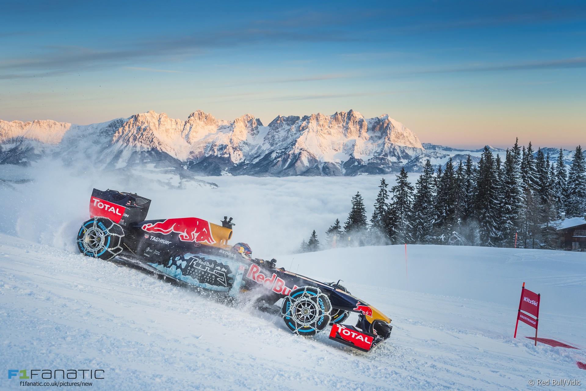 Red Bull KitzbГјhel