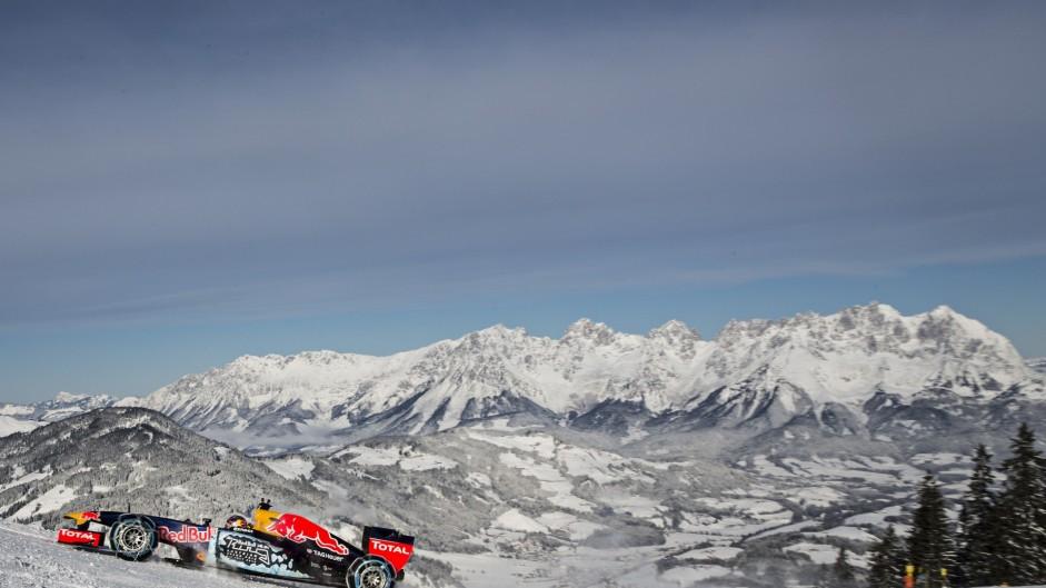 Max Verstappen, Red Bull, Kitzbuehel, 2016