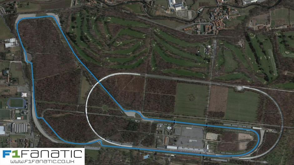 Monza could build new chicane for 2017