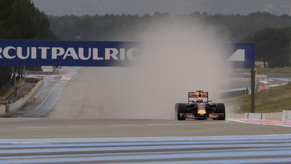 Daniel Ricciardo, Red Bull, Paul Ricard, 2016