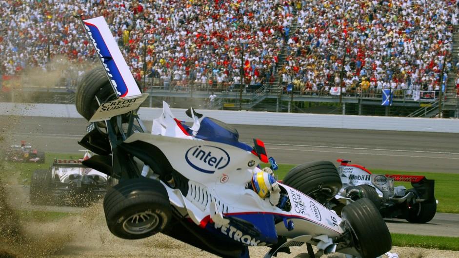 Start, Indianapolis, 2006