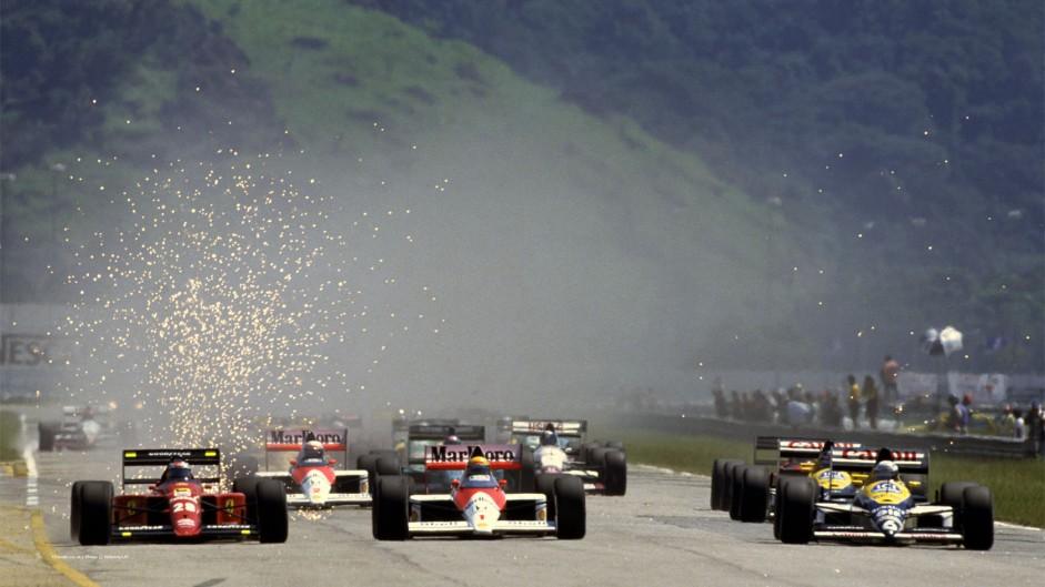 Start shots special: Former F1 tracks