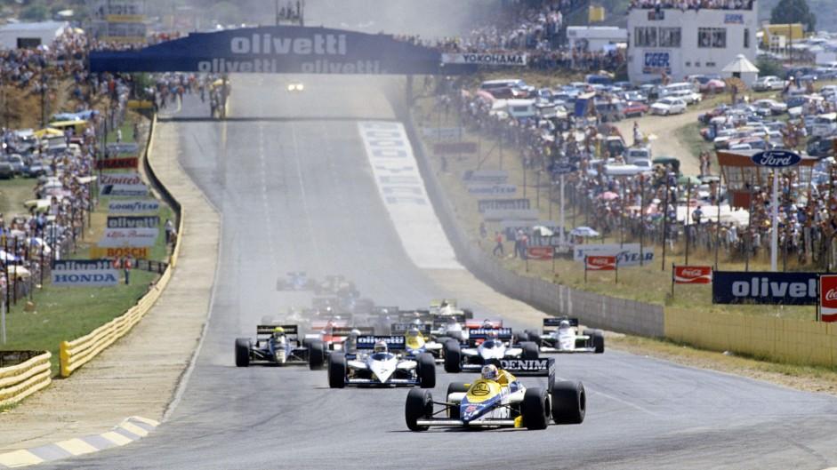 Jones reveals Ecclestone paid him to miss race during 1985 Apartheid row